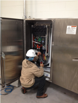 industrial electrical contractors - dallas, tx