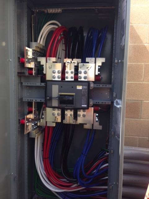 Industrial electrical contractors dallas ft worth tx for Electric motor repair fort worth