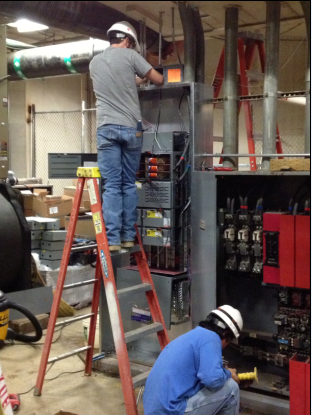 Electrical Contracting Projects Dallas Ft Worth Tx