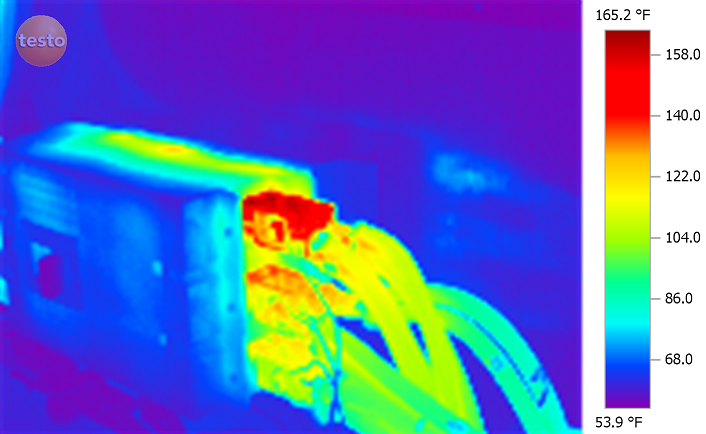 Infrared Electrical Contractors Dallas Ft Worth Tx